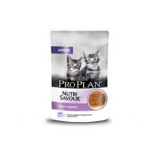 Корм ProPlan Junior для котят, индейка, паштет, пауч, 85 г