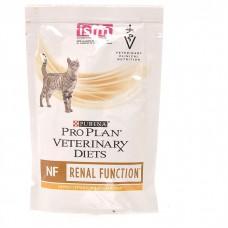 Корм ProPlan Veterinary Diets Feline NF для кошек при почечной недостаточности, курица, соус, пауч, 85 г