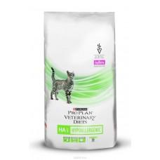 Корм ProPlan Veterinary Diets HA для кошек при лечении пищевой аллергии