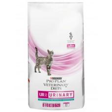 Корм ProPlan Veterinary Diets Urinary UR для кошек при мочекаменной болезни, рыба