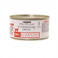 "Purina Pro Plan (вет. корма) консервы для кошек ""Диета при диабете"" (DM), 195 гр"