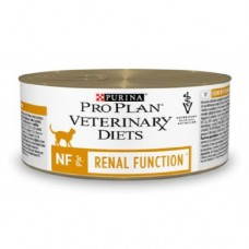 Корм ProPlan Veterinary Diets NF для кошек при патологии почек, индейка, банка, 195 г