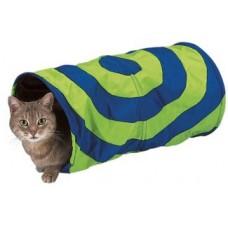 Тоннель Trixie для кошки, шуршащий, 25 х 50 см