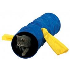 Тоннель Trixie для кошки, шуршащий, 30 х 115 см