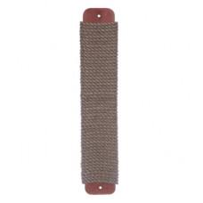 Когтеточка Yami-Yami, плоская, джут, 43x9.2 см