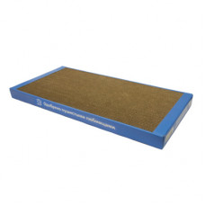 Когтеточка-лежанка Yami-Yami картонная, большая, 56×30 см