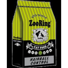 Корм ZooRing Adult Cat Hairball Control для кошек, контроль волосяных комочков