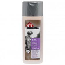 Шампунь 8 в 1 Protein Shampoo для собак, протеиновый, 250 мл