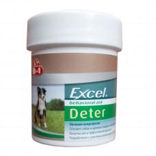 Кормовая добавка 8 в 1 Excel Deter для отучения собак и щенков от поедания фекалий, 100 таблеток