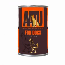 AATU консервы для взрослых собак с курицей, AATU CHICKEN,  400 гр