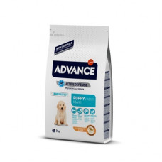 Корм Advance Baby Protect Maxi для щенков крупных пород, курица/рис
