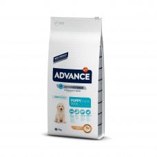 Корм Advance Baby Protect Maxi для щенков крупных пород, курица/рис, 12 кг