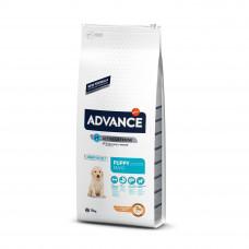 Корм Advance Baby Protect Maxi для щенков крупных пород, курица/рис, 18 кг
