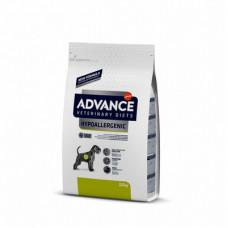Корм Advance (вет. корма) гипоаллергенный корм для собак с проблемами ЖКТ и пищевыми аллергиями, Hypo Allergenic
