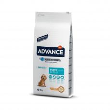 Корм Advance Baby Protect Medium для щенков, курица/рис, 12 кг