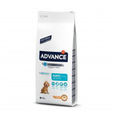 Корм Advance Baby Protect Medium для щенков, курица/рис, 18 кг