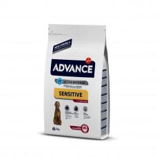 Корм Advance Lamb&Rice для собак, ягненок/рис