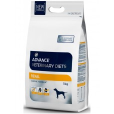 Корм Advance (вет. корма) для собак при патологии почек, Renal Failure