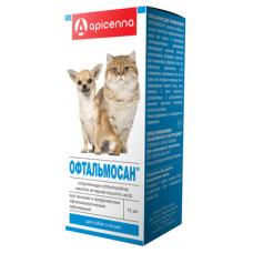 """Глазные капли Apicenna """"Офтальмосан"""", 15 мл"""