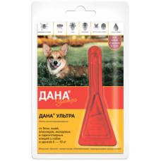 """Капли на холку Apicenna """"Дана"""" для собак и щенков, 5-10 кг, 1 пипетка, 0.8 мл"""