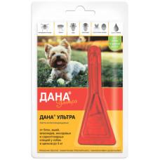 """Капли на холку Apicenna """"Дана"""" для собак и щенков, до 5 кг, 1 пипетка, 0.4 мл"""