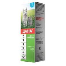 """Шампунь Apicenna """"Дана"""" для кошек и собак от блох, клещей, вшей, 150 мл"""