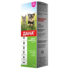 """Шампунь Apicenna """"Дана"""" для котят и щенков от блох, клещей, вшей, 135 мл"""