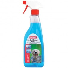 Спрей для дезинфекции среды обитания животных (Desinfections-spray), Desinfections-spray, 500 гр