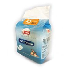 Подгузники Cliny для собак и кошек, размер XS, 2-4 кг, 11 шт