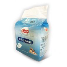 Подгузники Cliny для собак и кошек, размер M, 5-10 кг, 9 шт