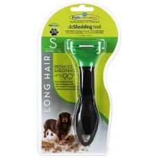 Фурминатор для собак мелких длинношерстных пород, 4 см