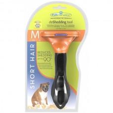 Фурминатор для собак средних короткошерстных пород, 7 см