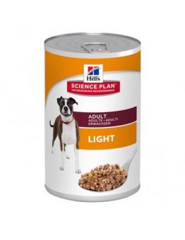 Корм Hills Science Plan Active Longevity для собак старше 7 лет, курица, банка, 370 г