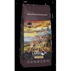 Корм Landor Adult Small Breed для собак маленьких пород, ягненок