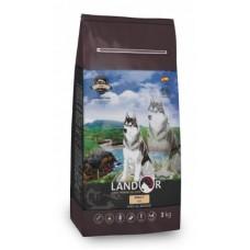 Корм Landor Adult для взрослых собак всех пород, рыба