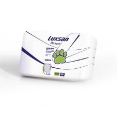 Пеленки Luxsan для животных, 100% целлюлоза, 60x90 см, 30 шт
