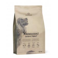 Magnusson Эдалт для взрослых собак с нормальным уровнем активности (Meat & Biscuit - Adult), 14 кг