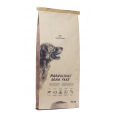 Magnusson Греин Фри беззерновой корм для взрослых собак (Grain Free), 14 кг