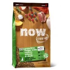 Корм Now Fresh Grain Free Kitten Recipe 33/20 для котят, беззерновой, индейка/утка/овощи
