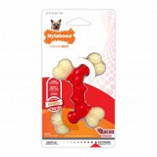 Двойная косточка, экстра-жесткая, аромат бекона, XS, Extreme Chew Double Bone