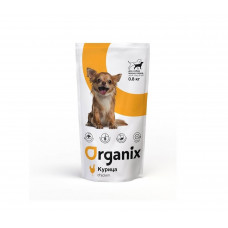 Корм Organix Adult Dog Small Breed Chicken для собак малых пород, курица