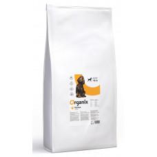 Корм Organix Adult Dog Chicken для взрослых собак, курица/цельный рис, 18 кг