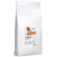 Корм Organix Adult Dog Turkey для взрослых собак с чувствительным пищеварением, индейка, 18 кг
