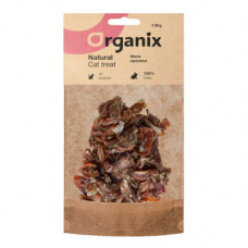 Лакомство Organix Премиум для кошек, филе кролика, 50 г