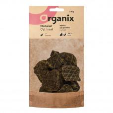 Лакомство Organix Премиум для кошек, чипсы из кролика с уткой, 50 г