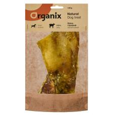 Лакомство Organix Премиум для собак, хрящ лопаточный говяжий, 80 г