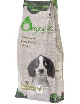 Organix для щенков, Puppy Chicken, 12 кг