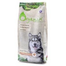 Organix для взрослых собак с индейкой для чувствительного пищеварения, Adult Dog Turkey, 12 кг