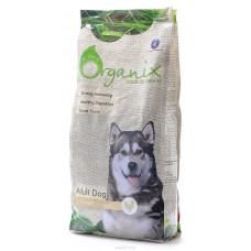 Organix для взрослых собак с курицей и цельным рисом, Adult Dog Chicken, 12 кг