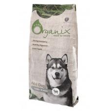 Organix для взрослых собак с ягненком для чувствительного пищеварения, Adult Dog Lamb, 12 кг